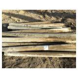 Misc. Wood Posts