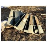 6 Sections of Windmill Fan Blades for 8