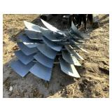 6 Sections of Windmill Fan Blades- Straight