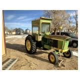 JD 4010 Wheatland Tractor