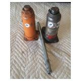 2 hydraulic Jack
