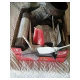 Paint stirrers  and parts