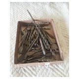 Box wood bits