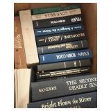 2 more boxs of books