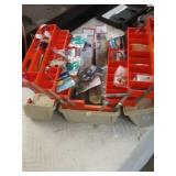 Tackle box they key getting bigger and better
