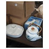 Box kitchen ware