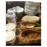 Box dishes