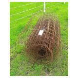 Roll concrete wire