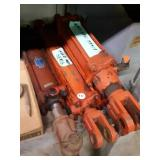 4 hydraulic cylinders need work