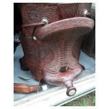 """Ryon 14 1/2"""" saddle"""