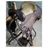 """H&H 16"""" saddle"""
