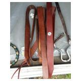 Cribber and cinch straps