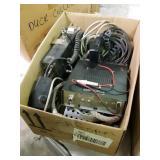 Box misc cb radios