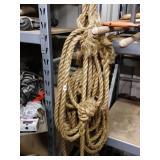 2 ropes