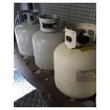 Lp bottles full