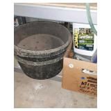 Horse feeders and misc