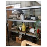 Shop shelf only