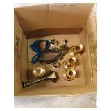 Box of brass