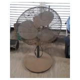 Shop fan and stand