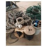 Pile of wire