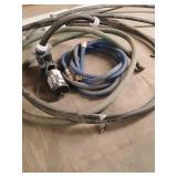 Pump and hose