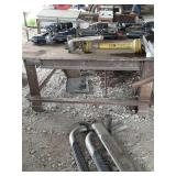 Lg welding table  bring loader table only