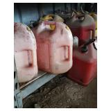 Gas cans 15