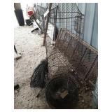 3 fish traps