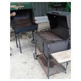 2 bbq grills