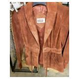 Large leather jackets