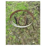Rings and buggy springs