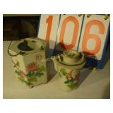 Collection - Prussia Saki Set and china set with