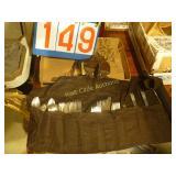 Silverware Set - In Cloth Storage Bag with Bonus