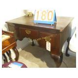 Desk - Wooden Antique  3