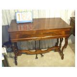 1846 Melodeon Pump Reed Organ - Geoge A Prince &