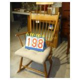 Country Winsdor Rocking Chair - High Back with