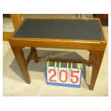 1840 Lap Desk - Includes Stand - ink well, and