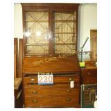 "1800 - Georgian Bureau Bookcase ""Near Mint"""