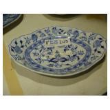 "Blue Onion - Serving Dish - 13""x9"""