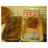 Baskets  - Lot of 6