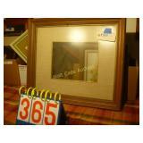 "Wooden Frame 28""x24"""