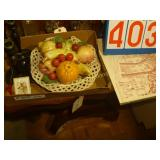 Bassano Italian Artificial Table Fruit Decoration