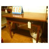 Antique Cherry Wood - Country Dining Table