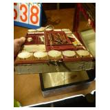 London Antique Sewing Kit By Baxter Maker