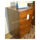 Chest of Drawers - 4 Drawer Antique Dovetail