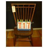 Windsor Spindleback Chair Antique