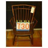 Windsor Antique Spindleback Chair