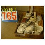 Shaving Sets (2) Vintage Mixed Box Lot