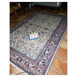 "Iranian Rug - Avakin Brothers- 113""x74"" Floral"