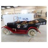Maxwell 1917 Touring Car - Texas Gasoline and